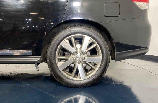 Nissan Pathfinder 2014 impecable en Juárez