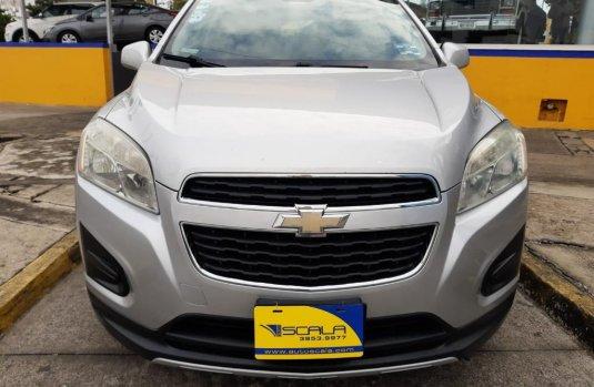 Chevrolet Trax 2015 usado en Guadalajara