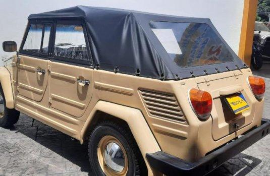 Volkswagen Safari 1974 impecable en Guadalajara