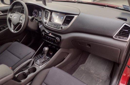Hyundai Tucson 2018 impecable en Iztapalapa