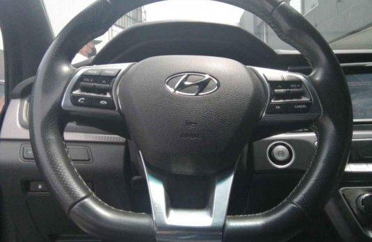 Se vende urgemente Hyundai Sonata 2018 en Azcapotzalco