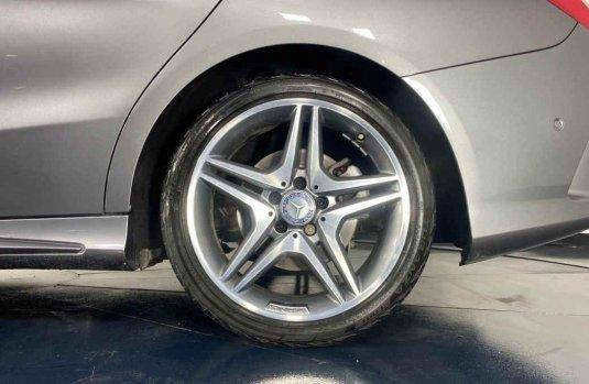 Mercedes-Benz Clase CLA 2016 usado en Juárez