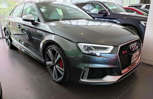 Venta de Audi Serie RS 2018 usado DSG a un precio de 900000 en Benito Juárez