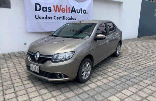 Renault Logan 2017 barato en Santa Bárbara