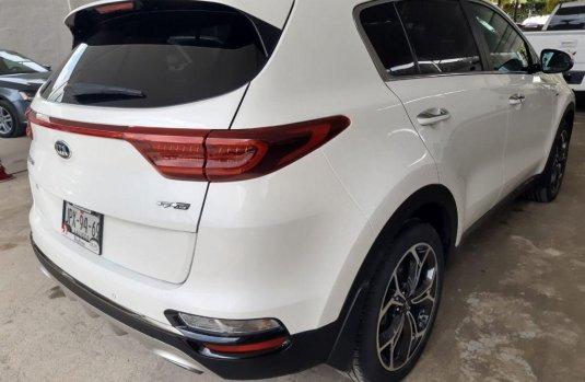 Auto Kia Sportage 2019 de único dueño en buen estado