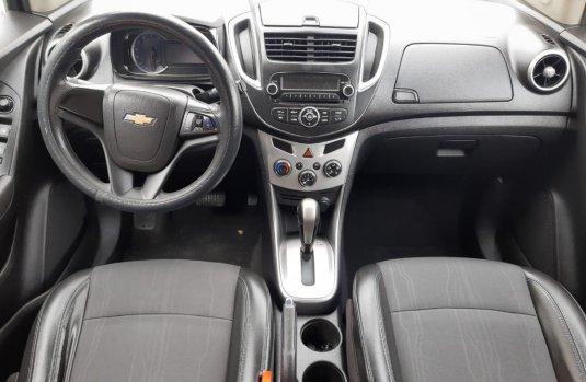 Chevrolet Trax 2015 impecable en Guadalajara