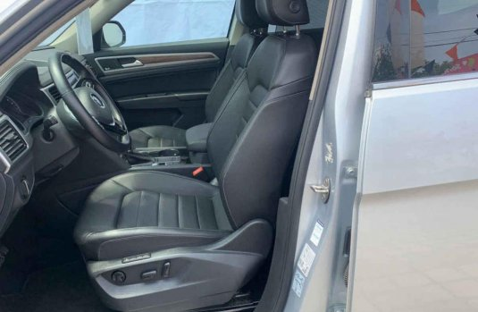 Auto Volkswagen Teramont 2019 de único dueño en buen estado