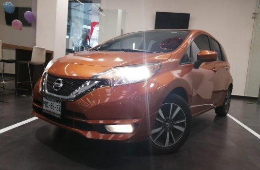 Nissan Note 2017 usado en Naucalpan de Juárez