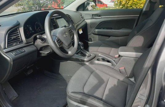 Hyundai Elantra 2018 barato en Huixquilucan