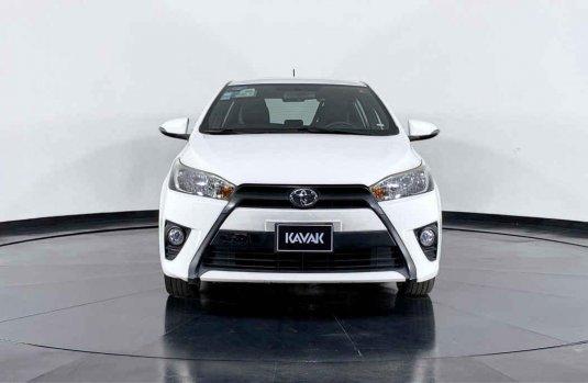 Toyota Yaris 2017 barato en Juárez