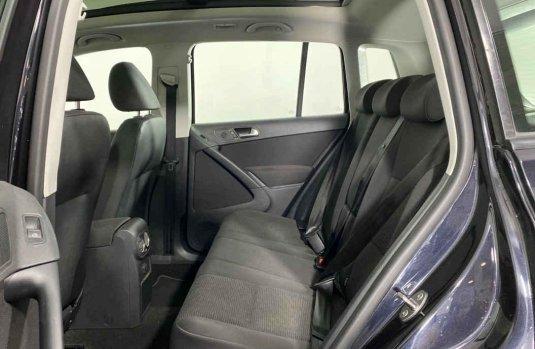 Volkswagen Tiguan 2017 barato en Juárez