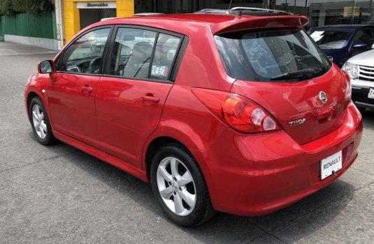 Nissan Tiida HB 2011 barato en Texcoco