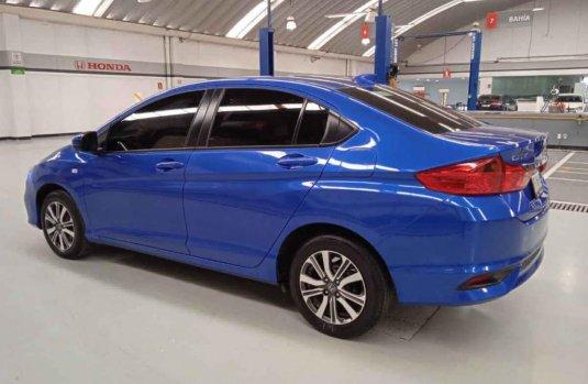 Auto Honda City 2020 de único dueño en buen estado
