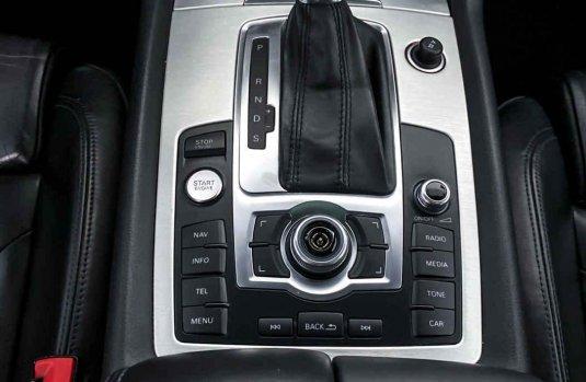 Auto Audi Q7 2015 de único dueño en buen estado