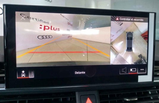 Audi A4 2021 usado en Cuajimalpa de Morelos