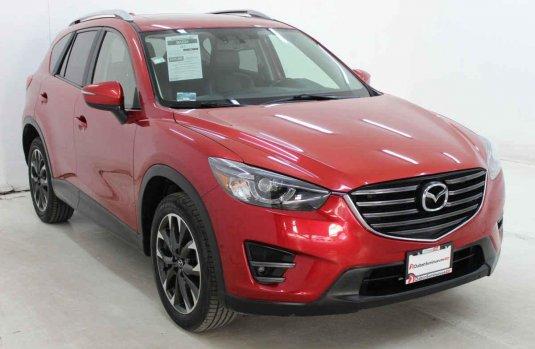Auto Mazda CX-5 2016 de único dueño en buen estado