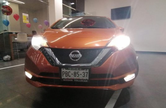 Nissan Note 2017 impecable en Naucalpan de Juárez