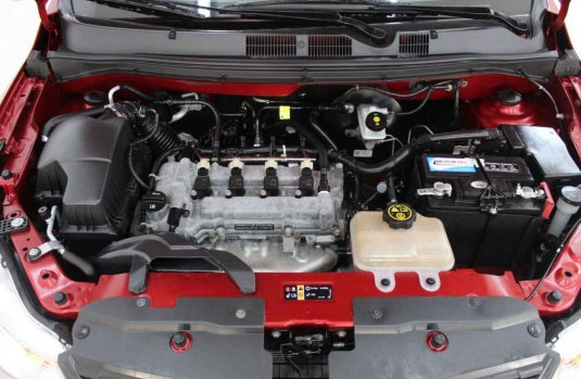 Auto Chevrolet Aveo 2020 de único dueño en buen estado
