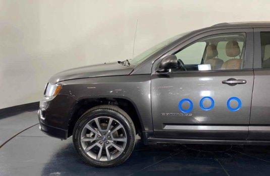 Jeep Compass 2015 barato en Juárez