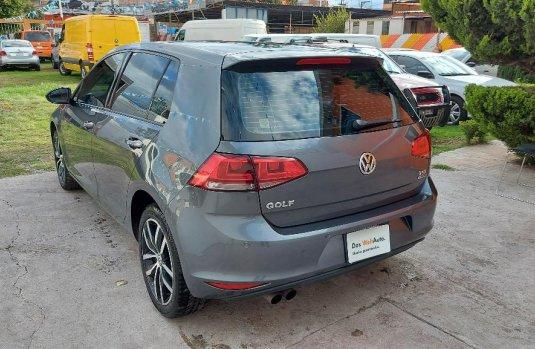 Volkswagen Golf 2015 barato en Miguel Hidalgo