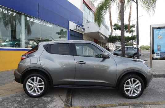 Se pone en venta Nissan Juke 2017