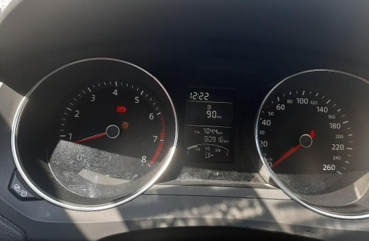Volkswagen Jetta 2017 barato en Monterrey