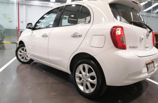 Se pone en venta Nissan March 2018
