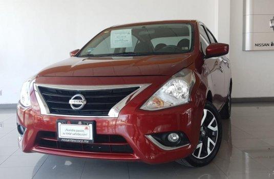 Nissan Versa 2019 usado en Juárez