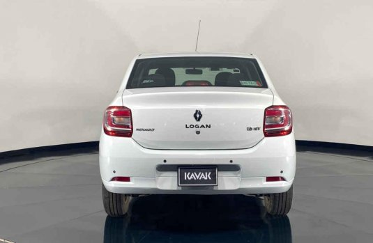 Renault Logan 2015 barato en Juárez