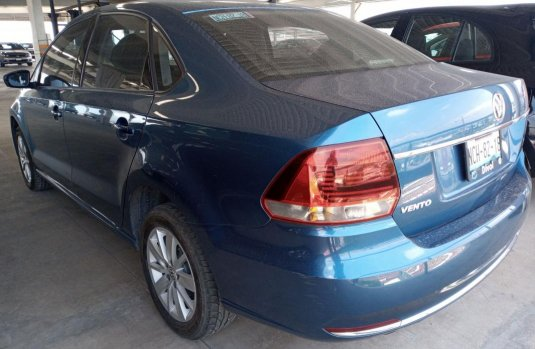 Volkswagen Vento 2018 barato en San Lorenzo