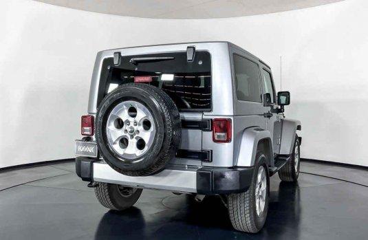 Jeep Wrangler 2014 barato en Juárez