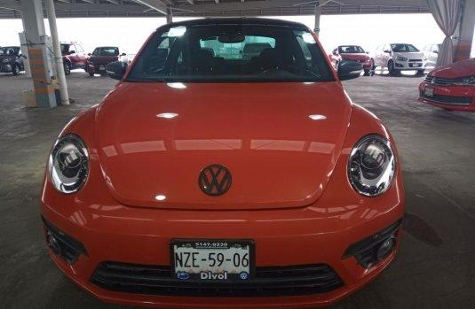 Venta de Volkswagen Beetle 2018 usado Automatic a un precio de 314000 en San Lorenzo