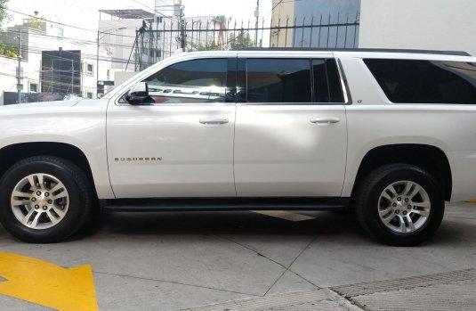 Chevrolet Suburban 2018 impecable en Benito Juárez