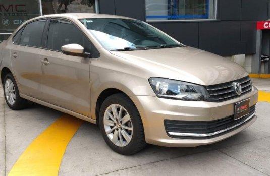 Se pone en venta Volkswagen Vento 2018