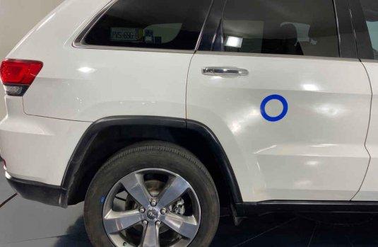 Venta de Jeep Grand Cherokee 2015 usado Automatic a un precio de 384999 en Juárez