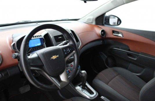 Se vende urgemente Chevrolet Sonic 2016 en Miguel Hidalgo