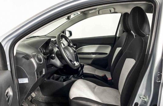 Auto Mitsubishi Mirage 2018 de único dueño en buen estado