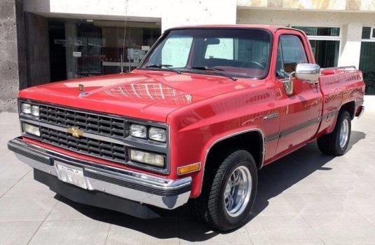 Venta de Preciosa Chevrolet Cheyenne 1990 Original