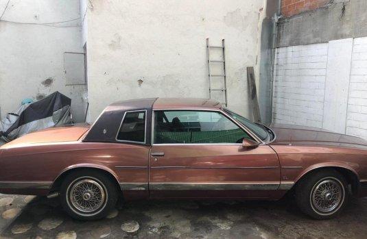 Venta del Chevrolet Monte Carlo luxury 1982