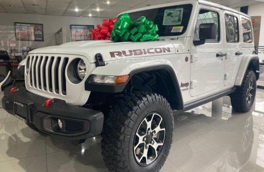Venta de la Jeep Wrangler 3.6 Unlimited Rubicon Recon 4x4 At