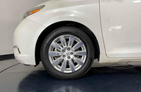 Toyota Sienna 2017 usado en Juárez
