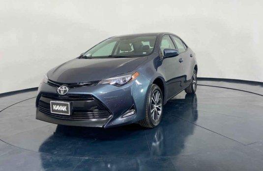 Se pone en venta Toyota Corolla 2017