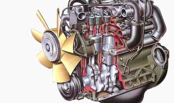 Motores diésel ¿Cómo funcionan y cuáles son sus características?