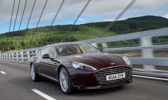 Aston Martin Rapide 2019: Precios y versiones en México