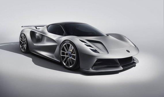 Lotus Evija, el nuevo contendiente de los hiperautos eléctricos