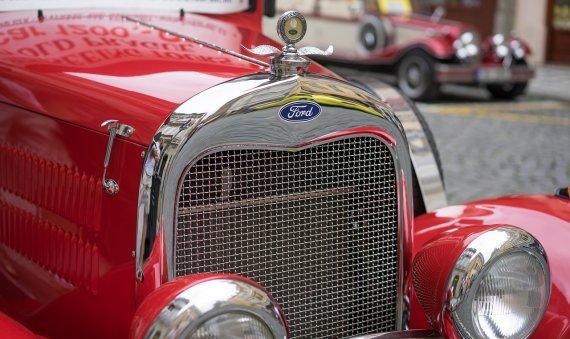 ¿Qué tanto sabes de Ford?