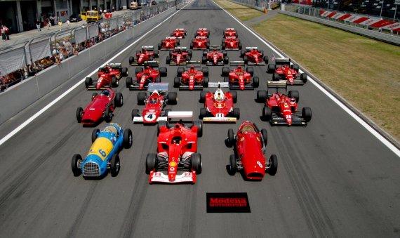 ¿Eres un experto sobre las escuderías de la Fórmula 1? ¡Demuéstralo!