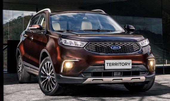 La Ford Territory se venderá en Brasil y Argentina, ¿la veremos en México?