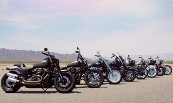 ¿Eres un amante de las motos? Demuestra lo que sabes sobre Harley-Davidson