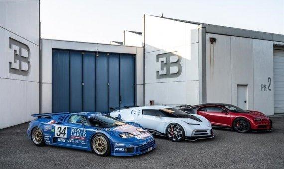 ¿Qué tanto conoces de la firma francesa Bugatti?